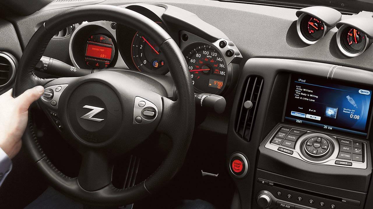 2018 nissan 370z roadster. beautiful nissan 2018nissan370zroadsterconsolelarge for 2018 nissan 370z roadster