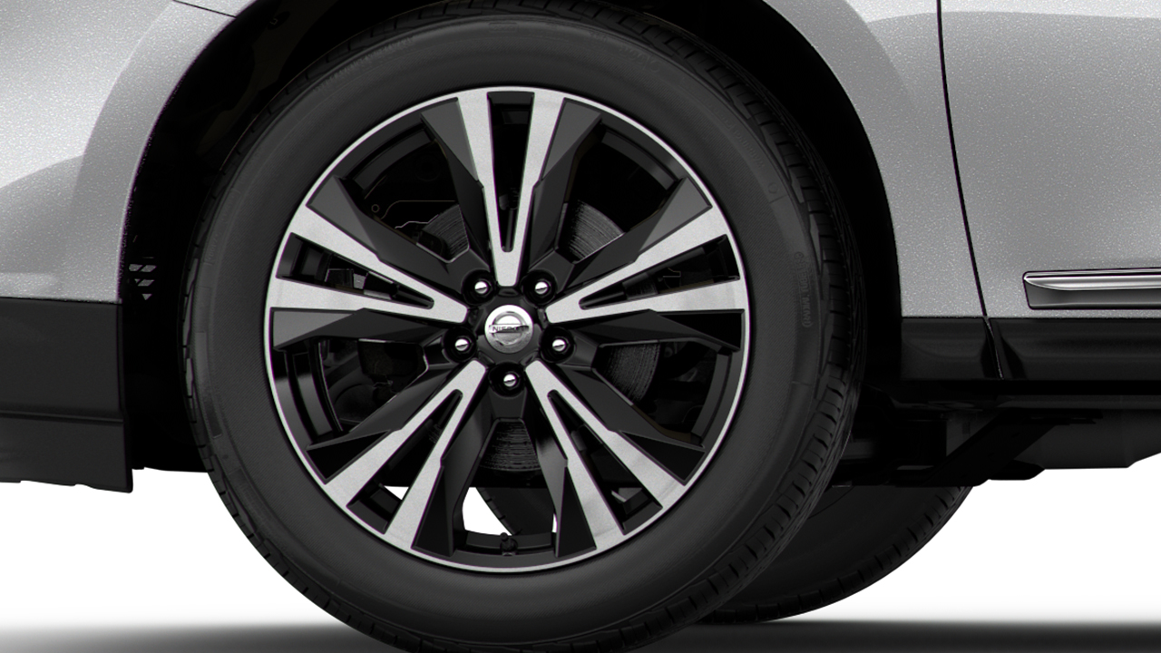 2017-nissan-pathfinder-20-inch-wheels