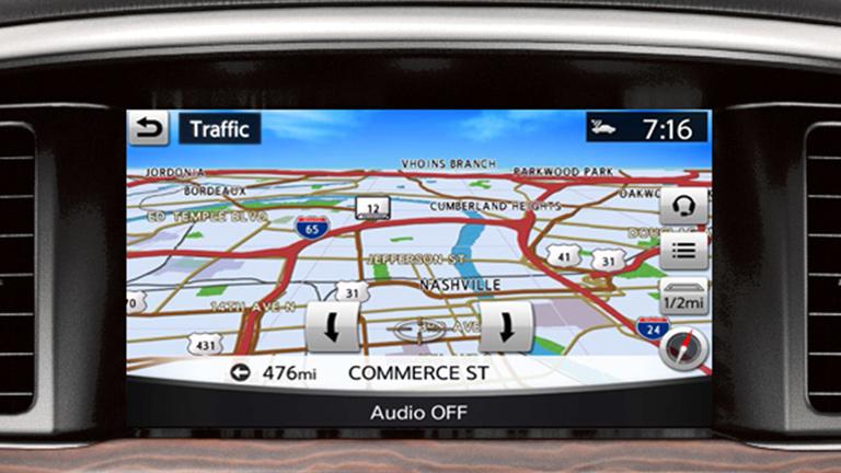 2017-nissan-pathfinder-navigation-system