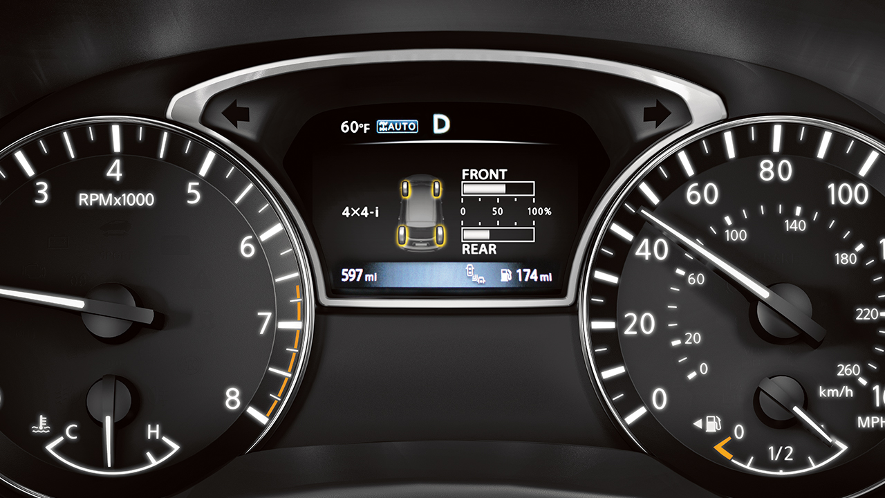 2017-nissan-pathfinder-power-display