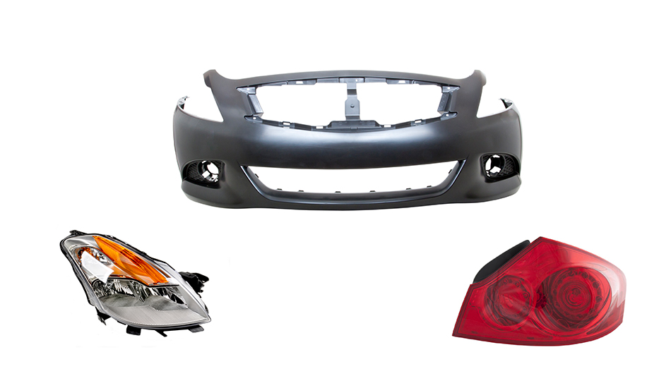 genuine-nissan-fascia-bumper-headlight-taillight