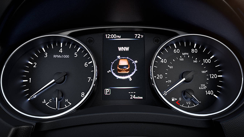 Advanced-Drive-Assist-Display