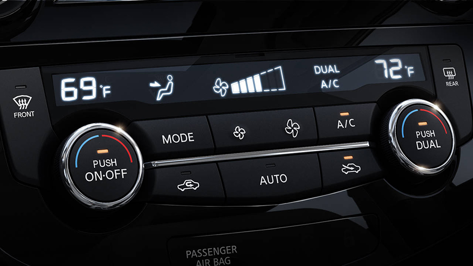 Dual-Zone-Automatic-Temperature-Control
