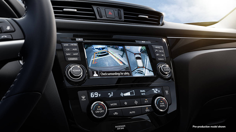 2018-nissan-qashqai-center-console-around-view-monitor