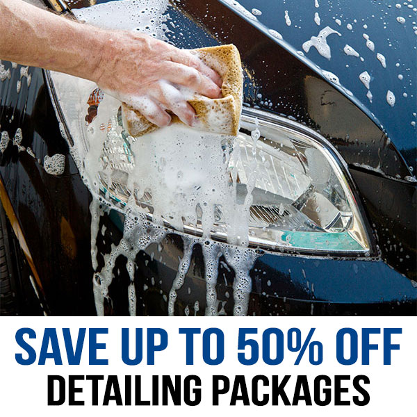 Detailing Packages – Save Up To 50% OFF (top package)